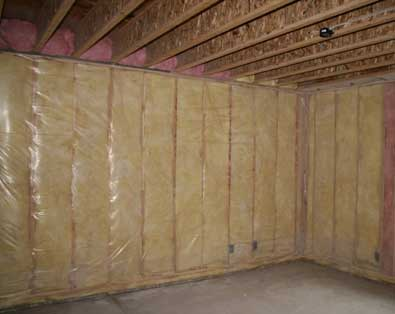 Insulation and Poly
